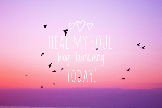 heal my soul blog launching today